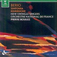 Berio: Sinfonia - Pierre Boulez