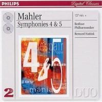 Mahler: Sinfonias 4 e 5 - Haitink, BPO