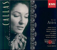 Verdi: Aida. Tulio Serafim, Teatro alla Scala