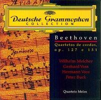 Beethoven: Quartetos Op.127 e Op.131 - Quarteto Melos