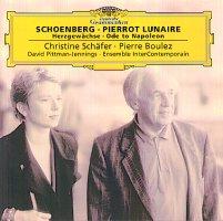 Schoenberg: Pierrot Lunaire e Ode a Napoleão - Pierre Boulez