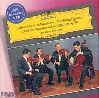 Brahms e Dvorak: Quartetos - Quarteto Amadeus