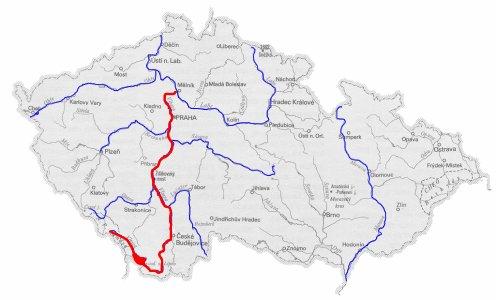 Smetana: Vltava (O Moldava)