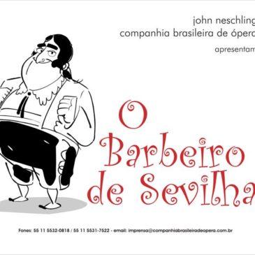 O Barbeiro de Sevilha – Cia. Brasileira de Ópera