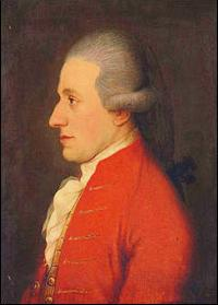 Mozart (Joseph Hickel, 1783)