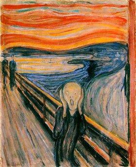 Edvard Munch: O Grito