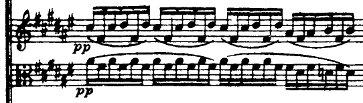 Violino 2 e Viola 1 comp. 251