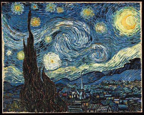 Vincent van Gogh: Noite Estrelada