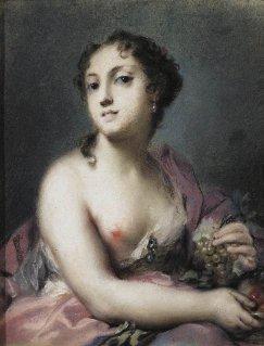 Rosalba Carriera: Outono