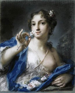 Rosalba Carriera: Primavera