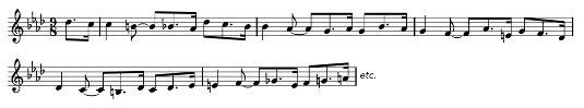 Tchaikovsky: Sinfonia nº4, 1º mov - 1º tema
