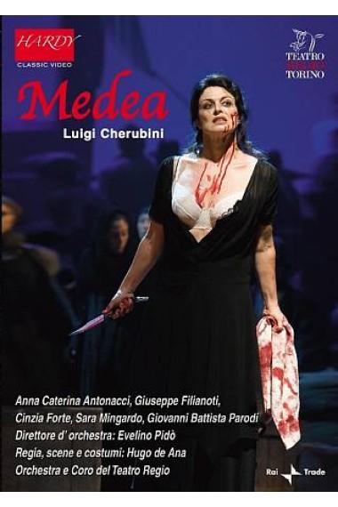 DVD de Medea com Antonacci