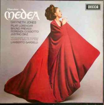 Medea/Decca: álbum original