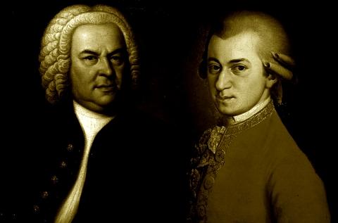 A conexão Bach-Mozart