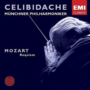 Celibidache no Requiem de Mozart