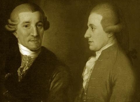 A conexão Haydn-Mozart