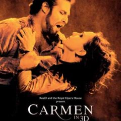 Sorteio: Carmen em 3D