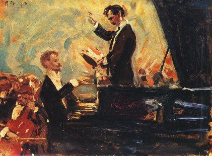 Robert Sterl: Concerto para Piano e Orquestra (Koussevitzky e Scriabin)