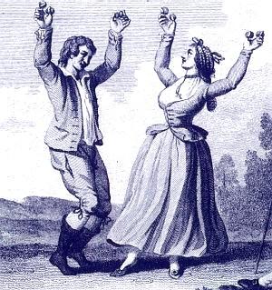 O fandango no séc. XVIII