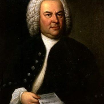 260 anos da partida de Bach