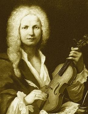 Vivaldi, como Telemann, redescoberto somente a partir do séc. XX