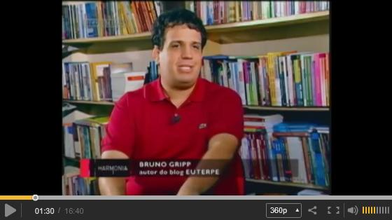 Entrevista para Rede Minas