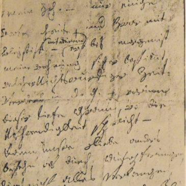 """Sendo a """"Amada Imortal"""" por um dia: I. Beethoven em fonte primária"""
