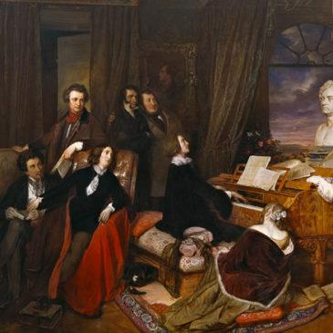 200 anos de Franz Liszt: II. Transcrições e Experiências harmônicas
