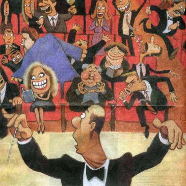 A desumana exigência de civilidade nos concertos – Soluções?