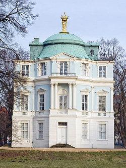 Belvedere, em Charlottenburg (foto de Marcus Horn)