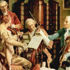 Quando Paris se rendeu a Haydn