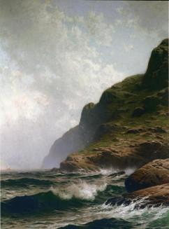 Alfred Britcher: Grand Summer, Grand Manan