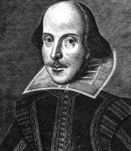 Shakespeare, que quiçá sentiria engulhos da frescura romântica