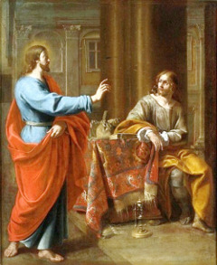 Theodor van Loon: O chamado de Mateus