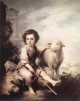 Bartolomé Esteban Murillo: O Bom Pastor