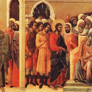 Os segredos da Paixão segundo São Mateus – 6. Jesus diante de Caifás