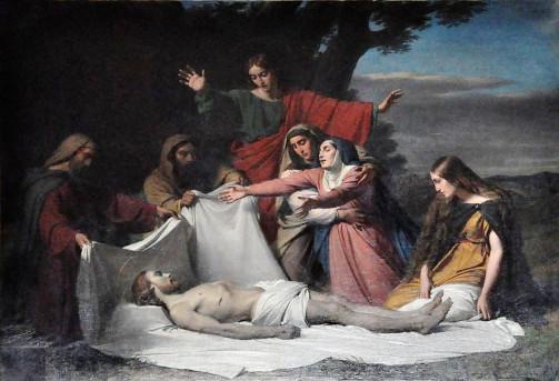 Alexis-Nicolas Pérignon: A deposição da cruz