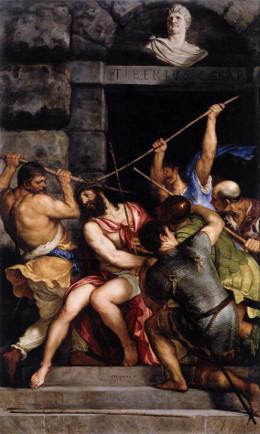 Ticiano: Coroação de espinhos