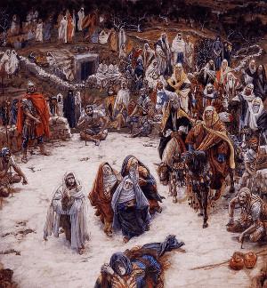 James Tissot: O que nosso Salvador viu da Cruz