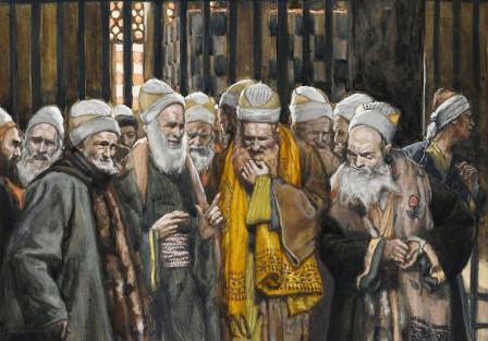 James Tissot: A conspiração dos judeus