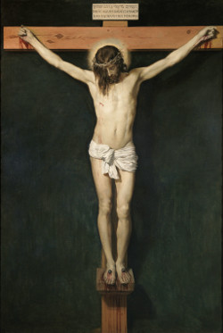 Diego Velázquez: Cristo crucificado