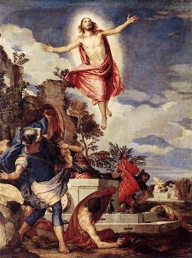 Paolo Veronese: A Ressurreição de Cristo