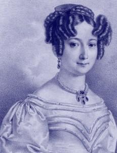 Méric-Lalande, a primeira Lucrécia