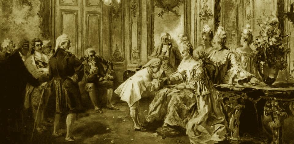 A humanidade do divino Mozart