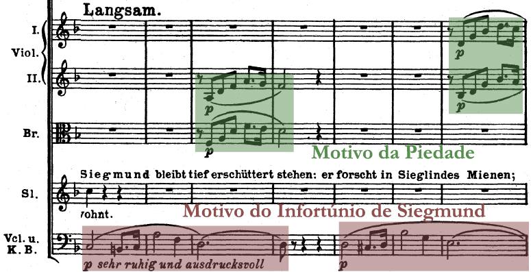 Motivo do Infortunio de Siegmund
