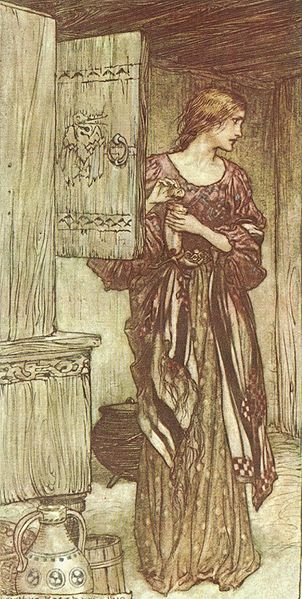 Sieglinde (Arthur Rackham)