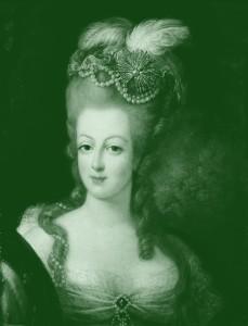 Maria Antonieta, a madrinha de Gluck que foi fundamental para a sua carreira na França.