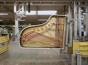 A manufatura de pianos era a alta tecnologia do século XIX. E, como a tecnologia atual, ela também modificou a música.