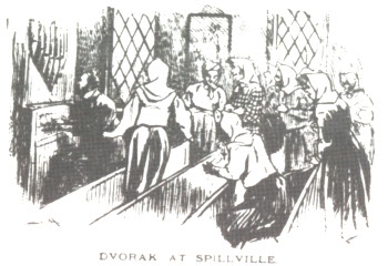 Dvorak at Spillville
