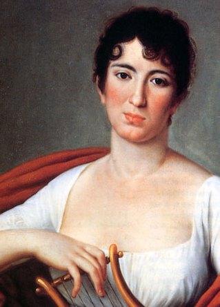 Isabella Colbran (1785-1845) estreou Semiramide e Otello de Rossini, de quem foi esposa.